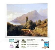 Reproduction Paper Landscape Art Prints