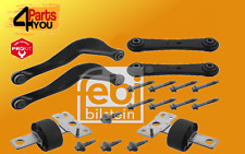 KIT SET FEBI Suspension Control Arm Link Rear VOLVO XC60 V60 S60 XC70 V70 S80