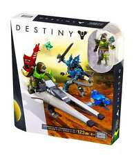 Mega Bloks Destiny S-10V Destiny Sparrow Building Kit Action Figure Toy Gift New