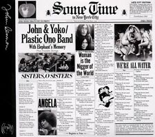 John Lennon & Yoko Ono with Plastic Ono Band - Some Time In New York City 2-cd