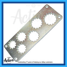 GO KART ROTAX SPROCKET CHANGING TOOL CLUTCH DRUM HOLDER 11-16T NUT REMOVAL TOOL