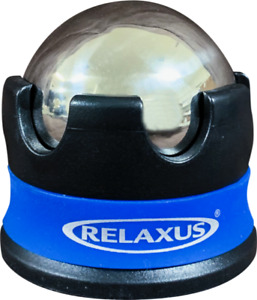 ICE - HOT Massage Roller Ball! Stainless Steel Deep Tissue Roller! (Colors Vary)