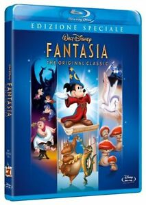 Fantasia - Classici Disney ( Blu Ray ) Amaray