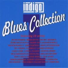 Various Blues(CD Album)Blues Collection 1-Indigo-IGOCD2033-UK-1999-New