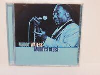 MUDDY WATERS ~ MUDDY'S BLUES ~ 2000 DELTA LASERLIGHT ~ LIKE NEW ~ CD