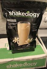 New Vanilla shakeology 30 Day Supply Bag