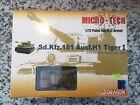 DRAGON Micro X Tech 1/72 Palm-Top R/C Armor Tiger I Sd.Kfz.181 Ausf.H1 27MHz NEW