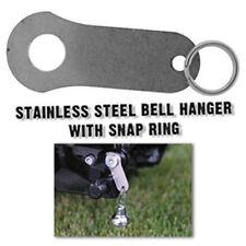 Genuine Guardian Biker Stainless Steel -  Bell hanger.       E010401