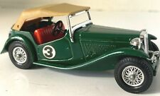 Matchbox Lesney England 1977 Models of Yesteryear Green 1945 MG TC #Y-8 Car