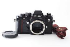 [MINT] Nikon F3 Eyelevel 35mm SLR Film Camera Body w/strap From JAPAN #0040