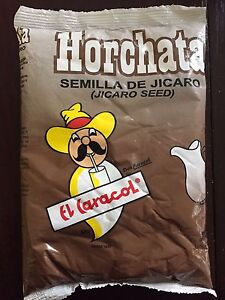 Horchata Semilla de Jicaro