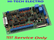 CNC Machine / Milling Machine Axis Drive Board Test Service (All Models)