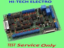 CNC Machine / Milling Machine Axis Drive Board Test Service (All Models)