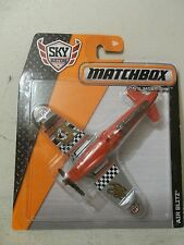 NEW 2014 MATCHBOX MBX SKY BUSTERS MBX AIR BLITZ