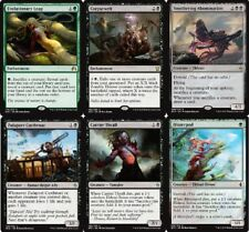 Evolutionary Leap Deck - Zulaport - Corpseweft - Magic Gathering - MTG  60 Cards