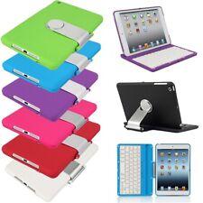 Bluetooth Keyboard Folio 360 Rotating Stand Case Cover For Apple iPad Mini 1 2 3