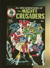 Mighty Crusaders 1 VF 7.5 * 1 Book Lot * Archie Super-Heroes! Rich Buckler!