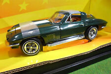 CHEVROLET CORVETTE STING RAY 427 1/18 AMERICAN MUSCLE ERTL 32270 voiture miniatu