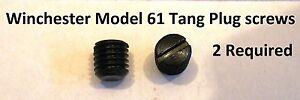 Winchester Model 61 Tang Plug Screws - 2