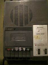 Sharp RD-767AV Cassette Recorder PARTS ONLY