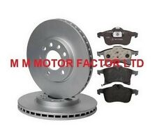 VAUXHALL ASTRA H MK5 (04-) 1.4 1.6 1.9 CDTI  FRONT 280mm BRAKE DISCS AND PADS