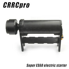 1pc CRRCpro ES60 Starter For 15cc-62cc Gas/Nitro Engine RC Airplane helicopter