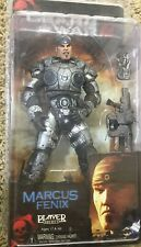 "Gears of War 2 video game Ser 3 Marcus Fenix 7"" Action Figure NECA"