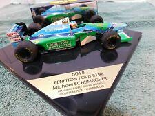 Onyx 1/24 Scale Model Car 5018 - Benetton Ford B194 - Michael Schumacher