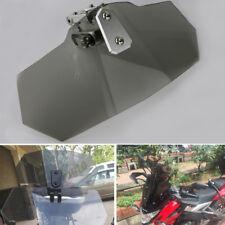 Windshield Windscreen Spoiler High Screen For Aprilia Caponord 1200 ABS Gray