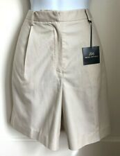 346 Brooks Brothers Shorts 8M Beige Advantage Chino Winkle Free Flat Front New