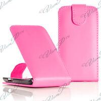 Accessoire Housse Coque Etui Rabattable Simili Cuir ROSE Pour LG F70 D315/ LTE