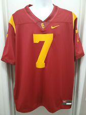 Nike Usc Trojans New College Football Jersey Mens 2Xl Stitched $135