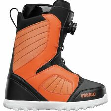 ThirtyTwo Men STW BOA Snowboard Boots (9) Black / Orange