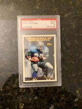 1994 Topps Football #615 BARRY SANDERS......PSA 9 MINT!