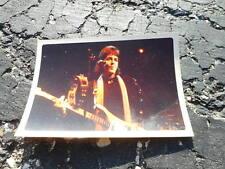 Beatles Paul McCartney w/WINGS Private Snapshot Photo 1976 #13 - Rickenbacker