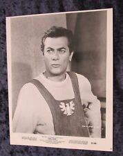 TARAS BULBA original press photo # 3 TONY CURTIS