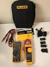 Fluke FLUKE-117/323 KIT 400AC/600DC Multimeter and Clamp Meter Kit