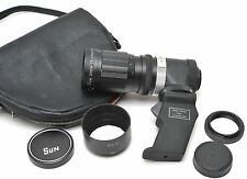 Sun F/4.8 85-210mm T T2 Mount Telephoto Zoom Lens For SLR DSLR Micro 4/3 Camera