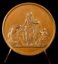Médaille Quête annuelle Paris V arrdt sc Caqué l'empereur the charity Medal