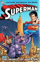 Superman: World of Krypton by John Byrne & Mike Mignola TPB 2008 DC Comics