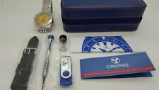 CREPAS LOGGERHEAD 1000M AUTOMATIC DIVER WATCH LIMITED EDITION SWISS 2824-2