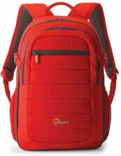 Lowepro Tahoe BP 150 Padded Weather Resistant Backpack DSLR Camera Mineral Red