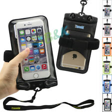 Underwater Waterproof Case Dry Bags Pouch For Mobile Phone iPhone 4 5 6/6s 7 8