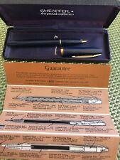 Vintage SHEAFFER Imperial Pen 14k Nib Used Box USA