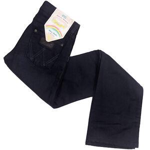 Wrangler Vintage Womens Iris Reg Fit Bootcut Leg Jeans (UK Size 8, 26W / 32L)