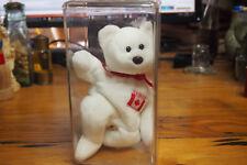 Ty Beanie Baby  - Bear – Canada – Maple