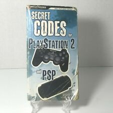 RARE Secret Codes for Playstation 2 and PSP 2007 Volume 1 Book The Hottest Games