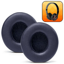 Beats Solo Replacement Ear Pads - Fits Beats Solo 2 & 3 Wireless - Black