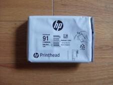 2018 GENUINE HP 91 Matte Black/Cyan PRINTHEAD C9460A DESIGNJET Z6100 NEW