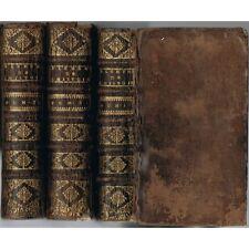 Les ÉLÉMENS de L'HISTOIRE par l'Abbé de VALLEMONT Blasons Médailles ANISSON 1702